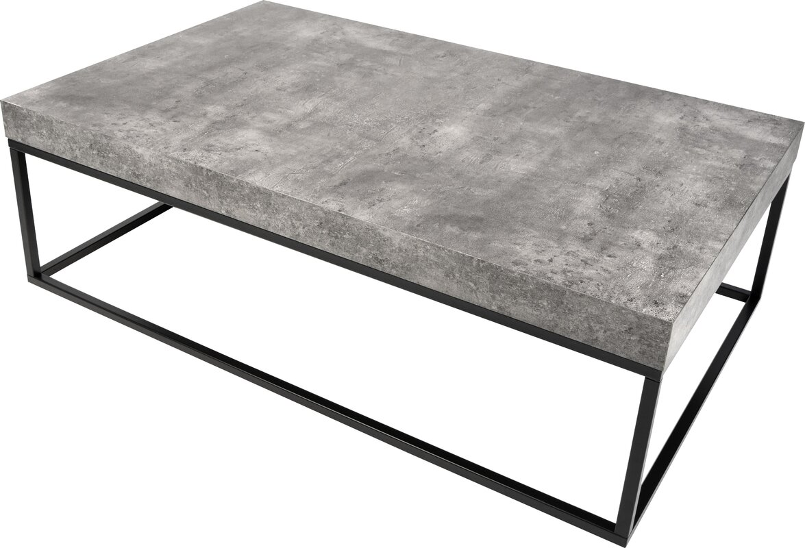 Modern coffee tables allmodern petra coffee table geotapseo Image collections