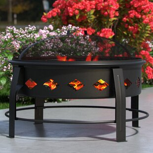 Regal Flame Cosmic Outdoor Steel Wood Bur..