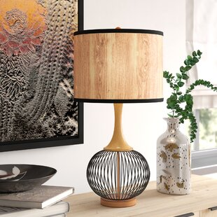 Wire Cage Table Lamp Wayfair