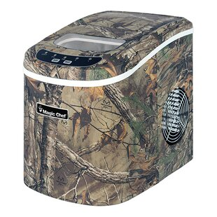 Realtree Extra Countertop 27 lbs. Potable Clear Ice Maker