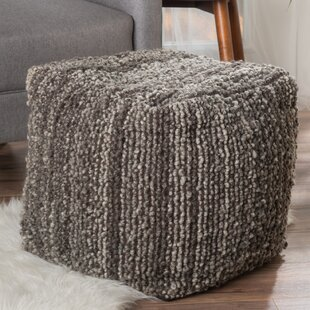 Great Price Dorine Pouf By Ivy Bronx