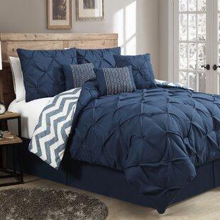 Idea Nouva Cassie Comforter Set Twin Aqua