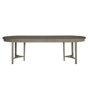 Whitlock Extendable Solid Wood Dining Table by Gabby