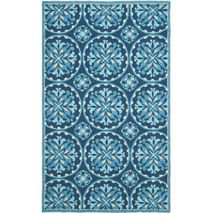 Carvalho Blue Indoor/Outdoor Area Rug
