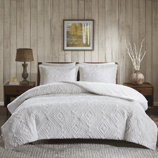 Teton 3 Piece Coverlet Set