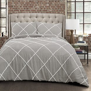 Withers 3 Piece Reversible Comforter Set