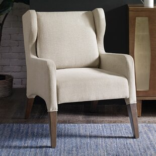 Top Reviews Fordwich Wingback Chair by Gracie Oaks