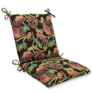 Pillow Perfect Vagabond Indoor/Outdoor Sunbrella Lounge Chair Cushion