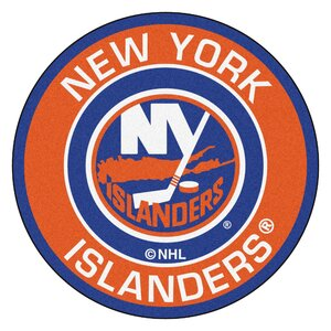 NHL New York Islanders Roundel Mat