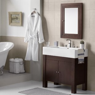 Devon 38 Single Bathroom Vanity Set by Ronbow