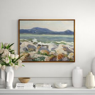 Luxury Beach Ocean Wall Art Perigold