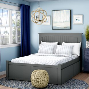 Inexpensive Mutchler Storage Platform Bed by Beachcrest Home Reviews (2019) & Buyer's Guide