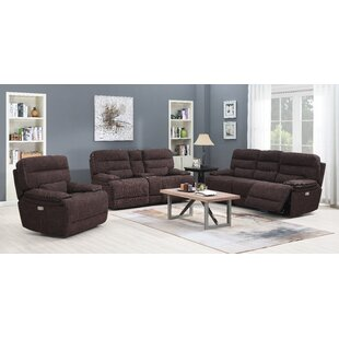 Ballyrashane 2 Piece Reclining Living Room Set