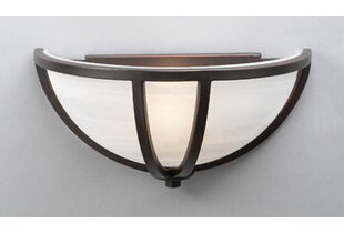 Affordable Steubenville 1-Light Wall Sconce By Three Posts