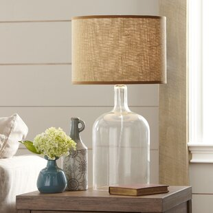 Clematite Glass Table Lamp