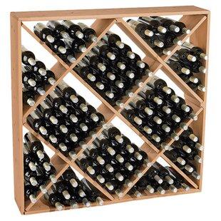 Soler 120 Bottle Floor Wine Rack