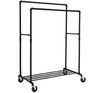 Mcconkey 100cm Wide Clothes Rack By Rebrilliant