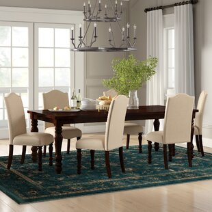 Foster 7 Piece Dining Set by Birch Lane™ Heritage 2019 Sale