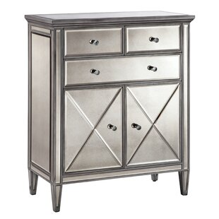 Dana 3 Drawer Accent Cabinet