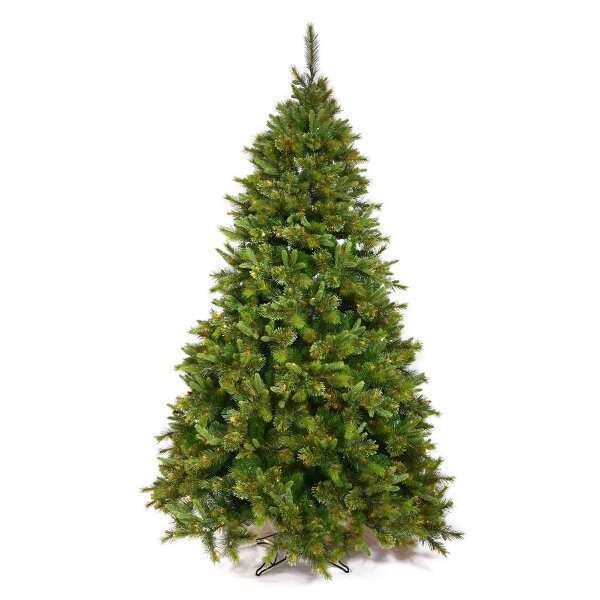 Northlight 75' Green Cashmere Mixed Pine Artificial Christmas