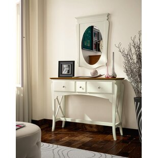 Dansereau Console Table And Mirror Set By August Grove