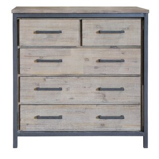 Union Rustic Mitt 5 Drawer Chest Image
