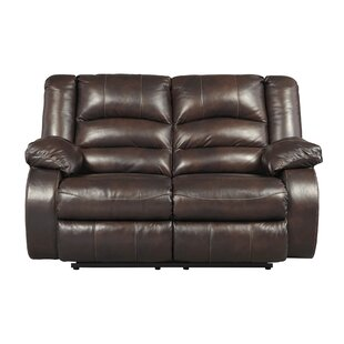 Lunceford Reclining Loveseat by Alcott Hill