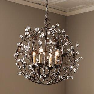 Birch Lane™ Coleridge 4-Light Globe Chandelier