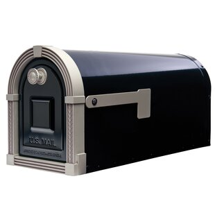 Brunswick Post Mounted Mailbox by Gibraltar Mailboxes