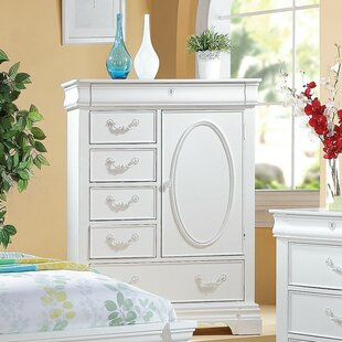 Find the perfect Janice 6 Drawer Chest by Harriet Bee Reviews (2019) & Buyer's Guide