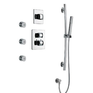 LaToscana Lady Volume Thermostatic Shower System