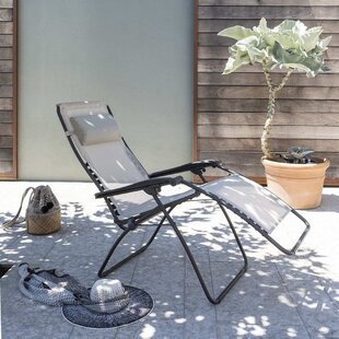Reclining Folding Zero Gravity Chair By Lafuma