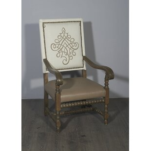 Clarina Upholstered Dining Chair by Fleur..
