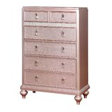 Dunwich 6 Drawers Accent Chest by House of Hampton®