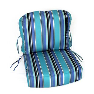 Comfort Classics Inc. Indoor/Outdoor Sunbrella Deep Setting Chair Cushion