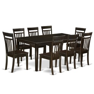 Lindstrom 9 Piece Dining Set