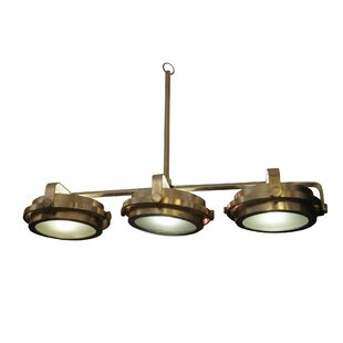 Yosemite Home Decor 3-Light Kitchen Island Pendant