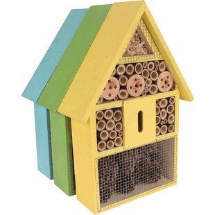 Robb 40cm X 28.5cm X 9.5cm Bumblebee House Image
