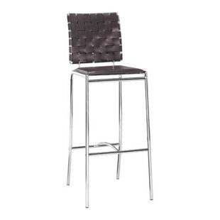 Read Reviews Sana 29 Bar Stool (Set of 2) by Orren Ellis Reviews (2019) & Buyer's Guide