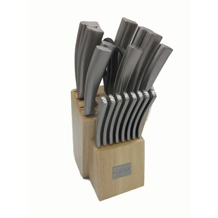 Review 19 Piece Knife Block Set By Emeril