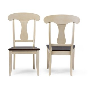 Duncombe Solid Wood Dining Chair (Set Of 2)