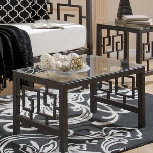 Greek Key Coffee Table by In Style Furnishings