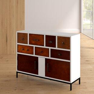Brayden Studio Galgano 2 Door Accent Cabinet