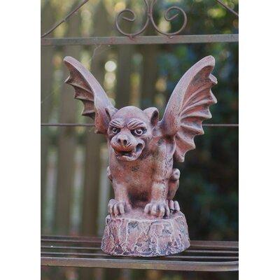 Ladybug Garden Decor Gargoyle Statue