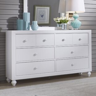 Darby Home Co Ayan 6 Drawer Standard Dresser