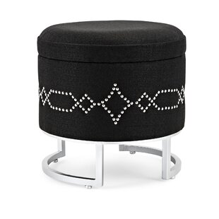 Delrick Storage Ottoman by House of Hampton