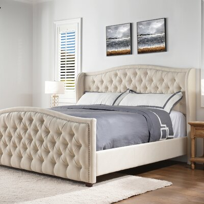 King Size Upholstered Beds You Ll Love In 2020 Wayfair