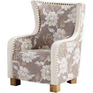 Cyan Design J P Buttercup Armchair