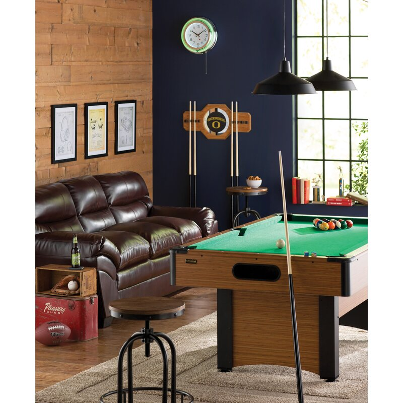 Mizerak Dynasty Space Saver Pool Table Reviews Wayfair - Space required for pool table