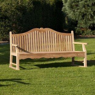 Lavaca Teak Bench Image